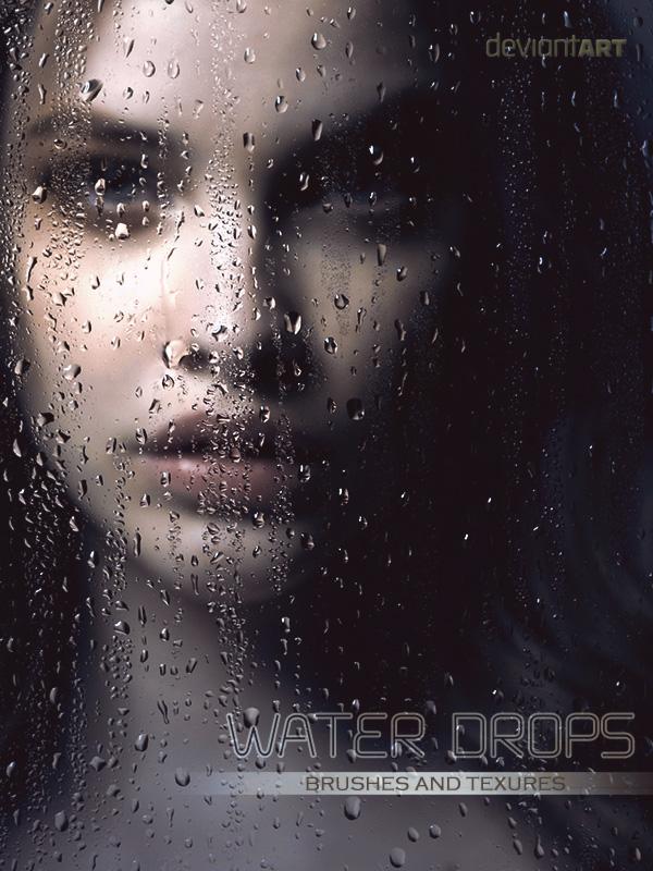 Капли воды   Потёки   Капли дождя   Пена   Пузыри   Стекающие капли